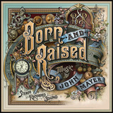 John Mayer   Born And Raised [cd] Importado Original